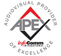 InfoComm APEx Advocate Program Logo