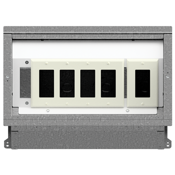 FL-400 Floor Box 4-1 Configuration