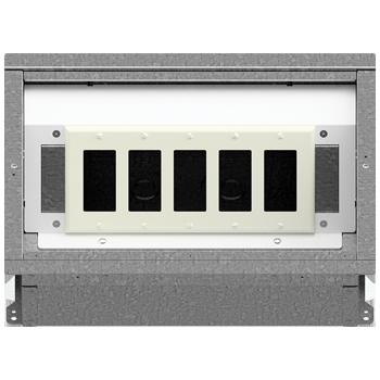 FL-400 Floor Box 5-0 Configuration