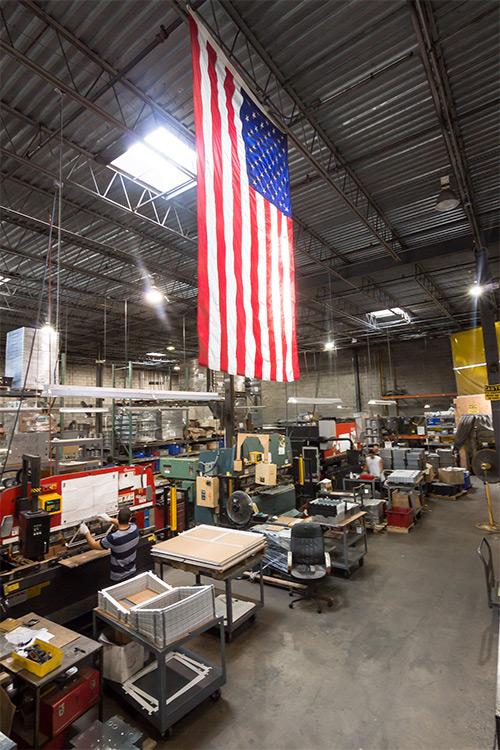 FSR Metal Shop BuyAmerican