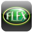 Flex app but
