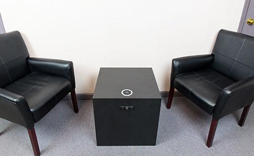 HuddleBlox in office