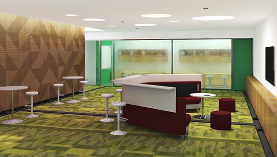 Smart Way Student Lounge