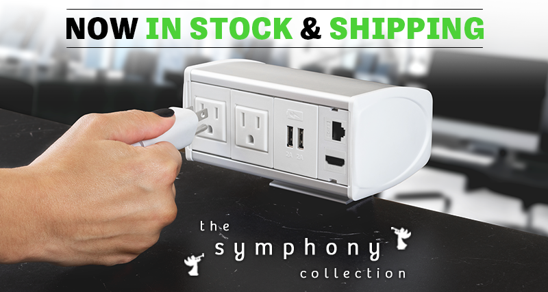 Symphony InStock Shipping