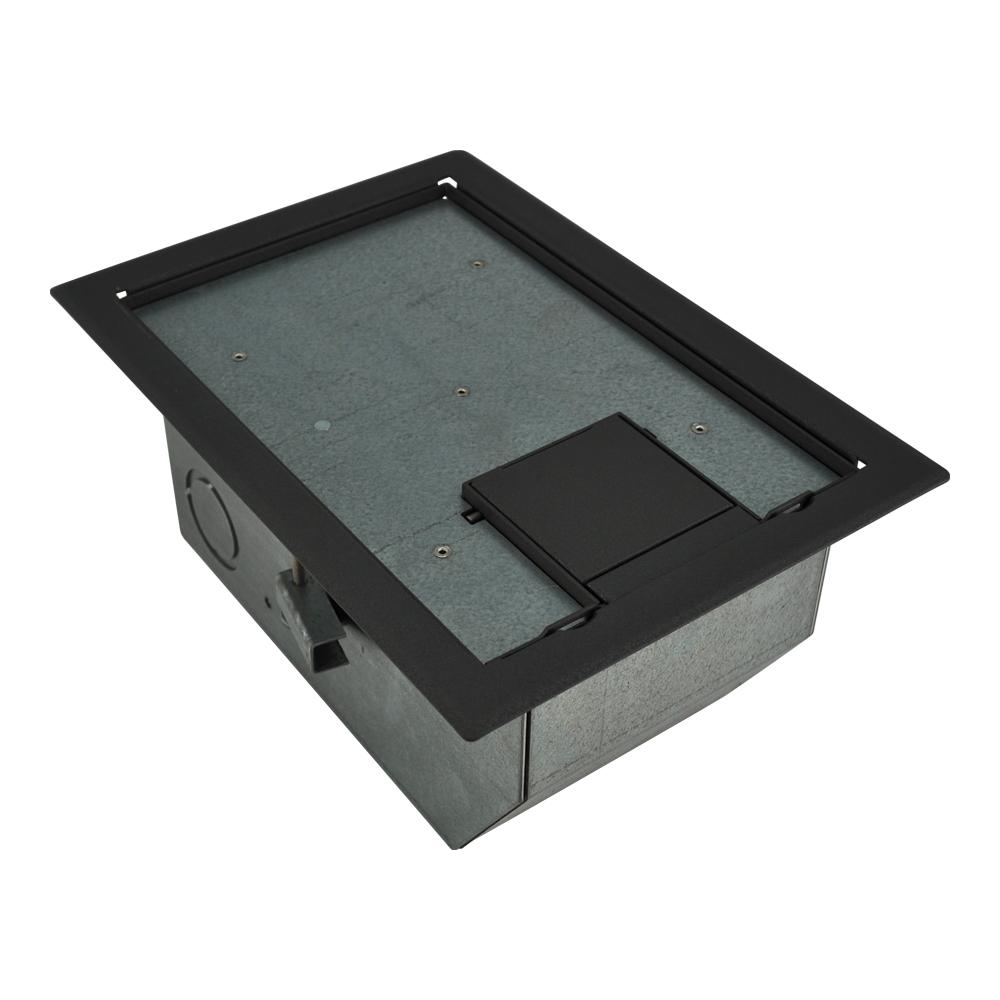 Rfl Av D Gry  Rfl Av 2 Gang Box With Gray
