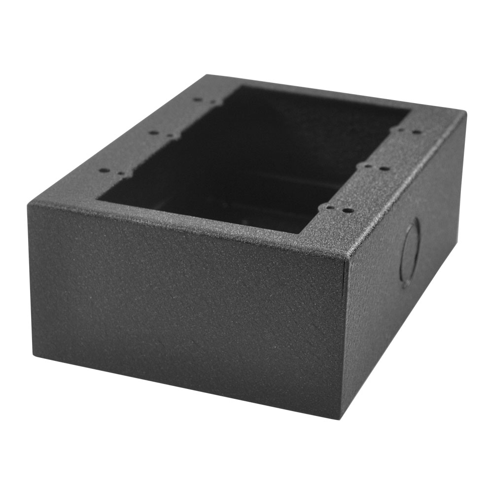 Saw Wall Mount Box : Surface mount wall boxes
