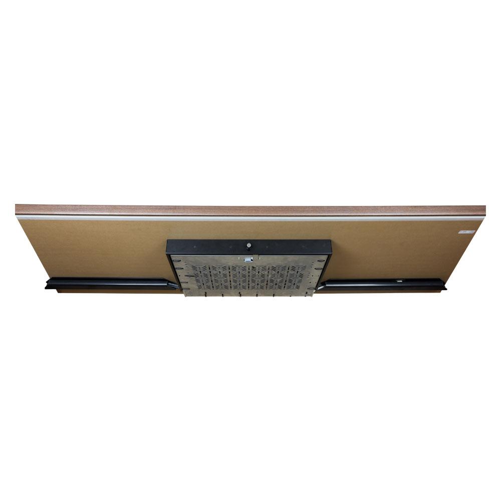 Klar U-form Tabletop Schreibtisch Display Rack Steht Lagerung fr Lichtschwert