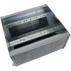 "fl-605p-6-b- 6"" deep 4 compartment back box"