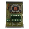 k-4- one 4pdt relay, 5 amp contacts
