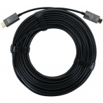 30M or 100' Cable - AOC HDMI Male to HDMI Male Plenum