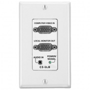 ci-5lb-wht interface with wallplate