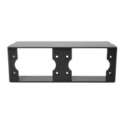 t6-lb-4ips- t6 large section bracket w/ 2 x 2 space ips openings