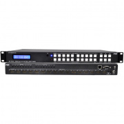 dv-hmsw4k-88- 8x8 4k hdmi matrix switcher – 1 ru high