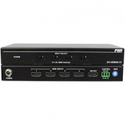 dv-hsw4k-41- 4x1 hdmi switcher, 4k resolutions