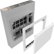 pwb-fr-450- 4 ac+4-gangs - fire rated wallbox