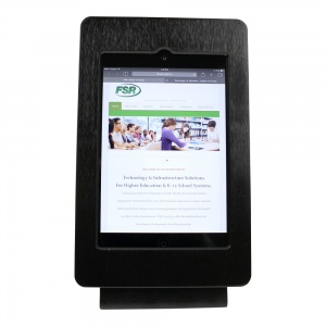tm-ipmini-trs-blk- ipad mini table top mnt, tilt/rotate/swivel