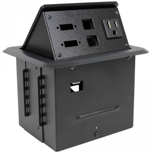 tb-avac- small black av table box