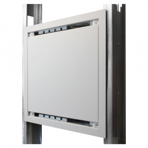 large wall box with mounting hardware