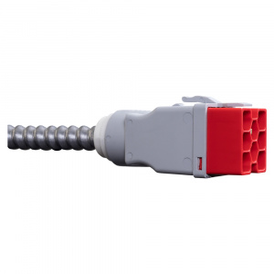 Connecting Cable 2' - Modular Plug to Socket