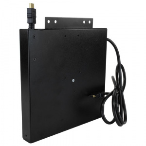 Low Profile HDMI Cable Retractor