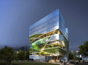 Modern Architecture 06