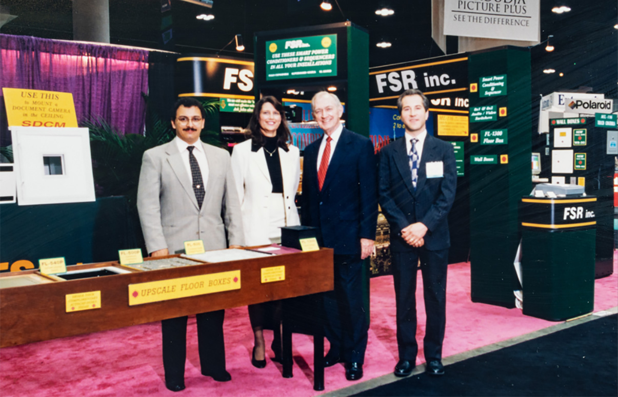 FSR 40 and Fabulous The Beginning