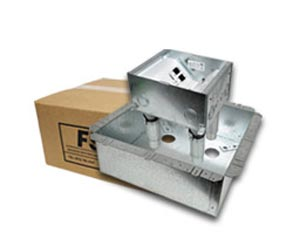 FSR Fire Resistant Floor Boxes