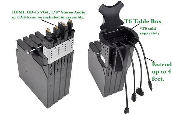 Cable Retractors