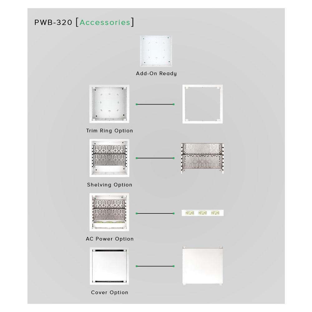 pwb 320 accessories