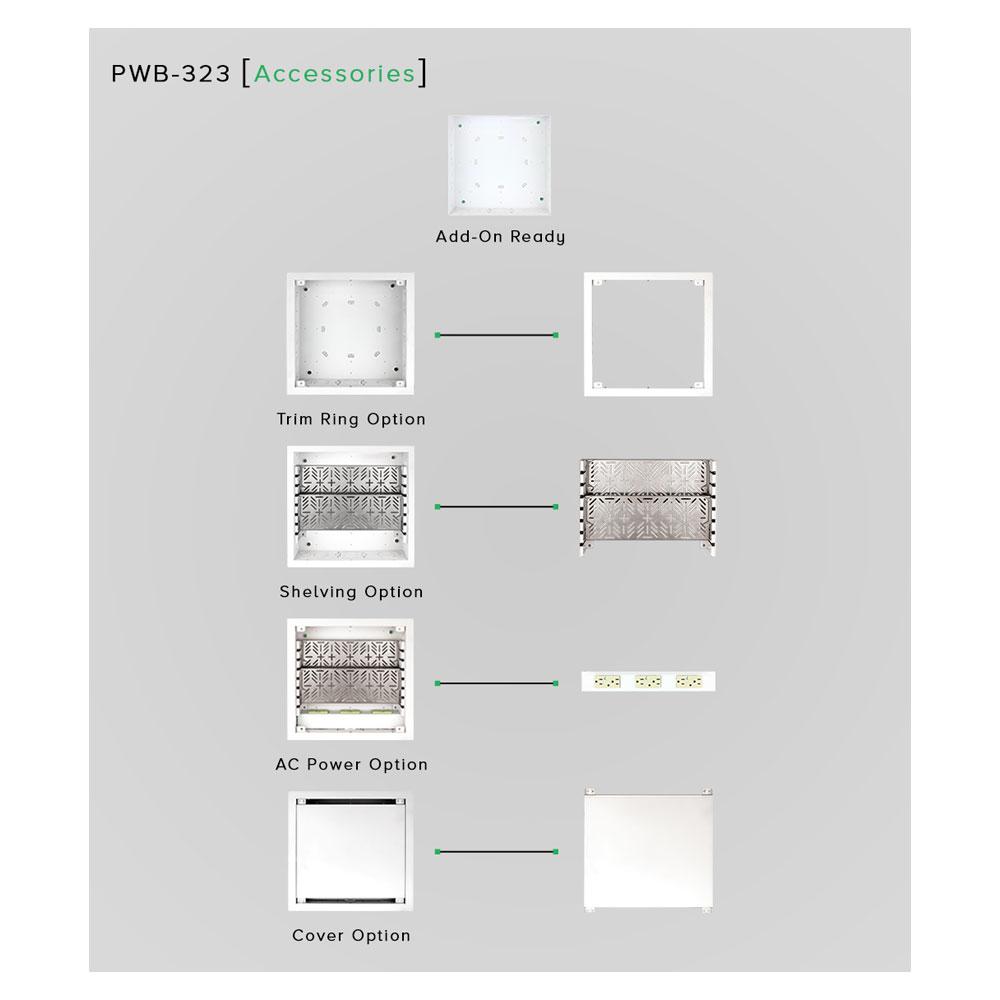 pwb 323 accessories