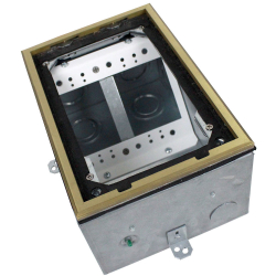 "fl-200-4- 4.25"" deep back box"